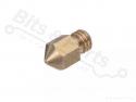 Spuitmondje/Nozzle voor 3D printers / Makerbot MK8 M4 1,75mm/0,3mm