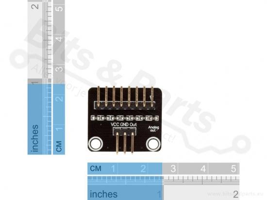 Analoog-out adaptor voor oa. membraan keyboard