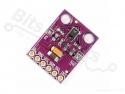 Gesture, licht- en RGB Sensor APDS-9960 I2C