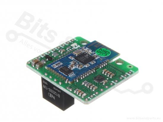 Audioversterker Bluetooth V4.0 Stereo CSR8645 - 12V voor oa. auto