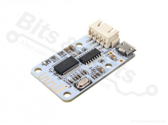 Audioversterker Bluetooth Audioplayer 2x3W MicroUSB