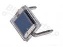 Lichtsensor / Fotodiode BPW34 DIP-2 IR en zichtbaar licht 65°