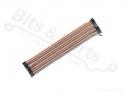 Breadboard jumper kabeltjes Dupont 30cm female/female 40x