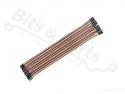 Breadboard jumper kabeltjes Dupont 30cm female/male 40x