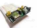 Breadboard voedingsmodule MB102 3,3 / 5V - USB