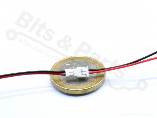 Kabelset JST SM micro 2 pins
