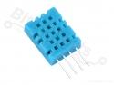 Temperatuursensor en luchtvochtigheidssensor DHT11