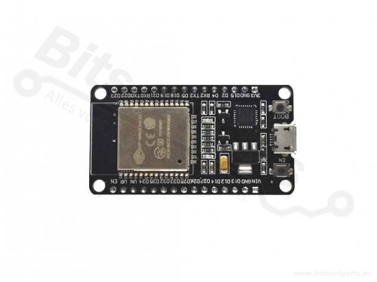 ESP32 Ontwikkelboard WiFi/Bluetooth