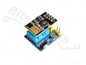 ESP8266 Wifi module Serial Wifi ESP-01 + DHT11 temp.- en vochtigheidssensor