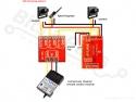 FPV Multi-camera video remote RC schakelaar/switch