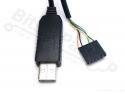 Converter FTDI USB-kabel naar Serieel UART Bridge FT232RL RS232 FTDI TTL