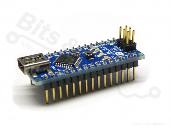 Arduino Nano 3.0 Atmega328 5V 16 MHz met USB-kabel (open-source kloon)