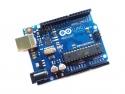 Arduino UNO Rev3 met USB kabel (open-source kloon)