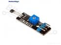 Hallsensor magnetisch veldsensor / magnetometer op breakout board