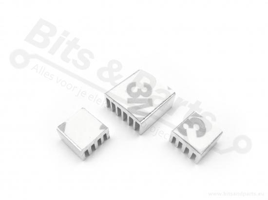 Heatsinkset voor de Raspberry Pi
