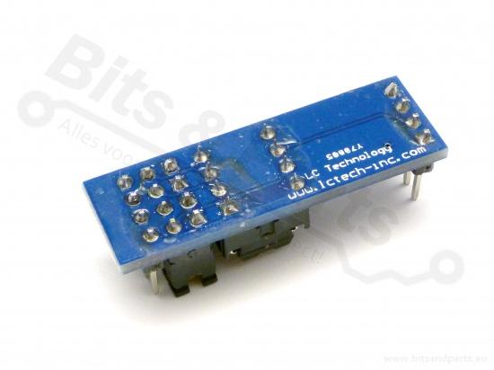 Serial EEPROM IC 24C256 geheugen 256KB / 32Kb I2C op breakout board