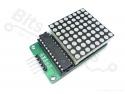 LED Matrix Display Module 8x8 MAX7219
