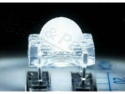 Super-bright Piranha LED 5mm helder wit