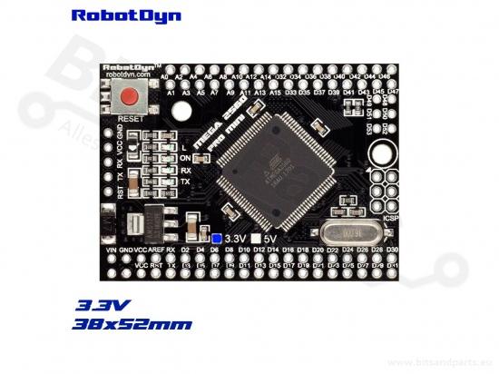 Arduino Mega 2560 PRO MINI - 3,3V