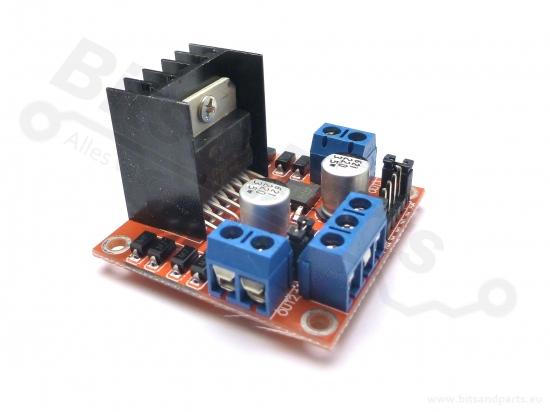 Motor driver module L298N Dual H-Bridge