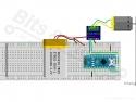 Motor driver module L9110S Dual H-bridge