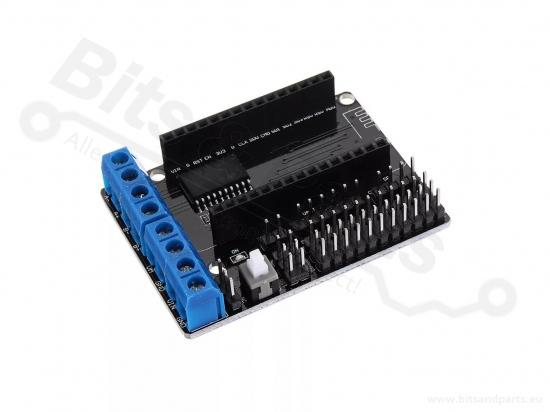 ESP8266 NodeMCU Motorshield