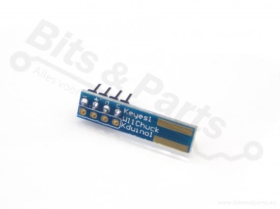 WiiChuck NunChuck adapter