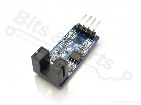 Eindstopsensor/End stop sensor