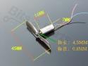 Motor + propellerset micro 7x16mm 3,7V-4,2V