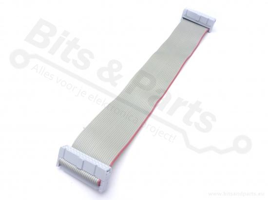 GPIO flat cable 26 pins voor Raspberry Pi - 19cm