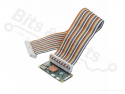 GPIO flat cable 40 pins voor Raspberry Pi - 30cm