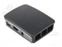 Behuizing / Case Raspberry Pi B+/2/3 Official ABS zwart