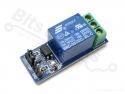 Relais board 1-kanaals 5V - optocoupled