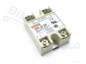 Relais - Solid state relais 3-32V / 40A / 24-380VAC - Fotek SSR-40 DA