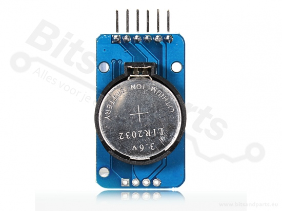 Real Time Clock/ RTC DS3231 / AT24C32 I2C - Tijdklok breakout board/module