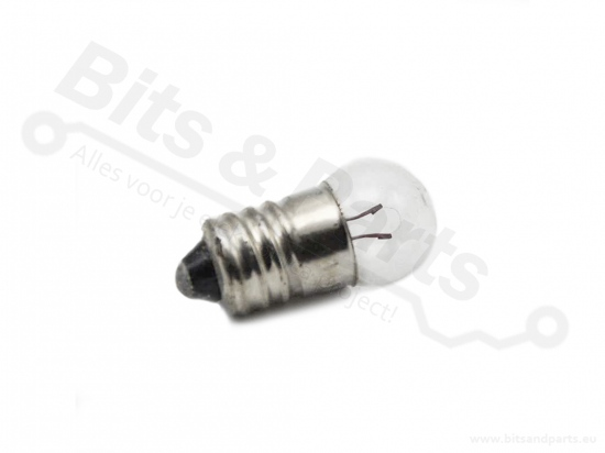 Schroeflampje 2,5V / E10