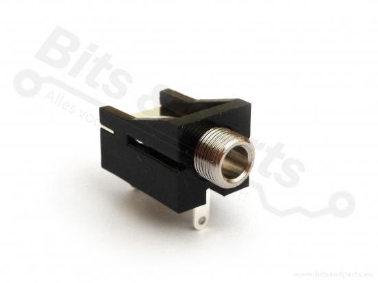 Jack connector/socket 3,5 mm female mono