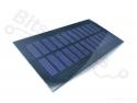 Zonnecel/zonnepaneel/solarcell 6V 100mA