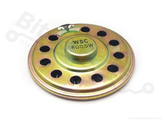 Speaker 8 Ohm 0,5 Watt Mylar
