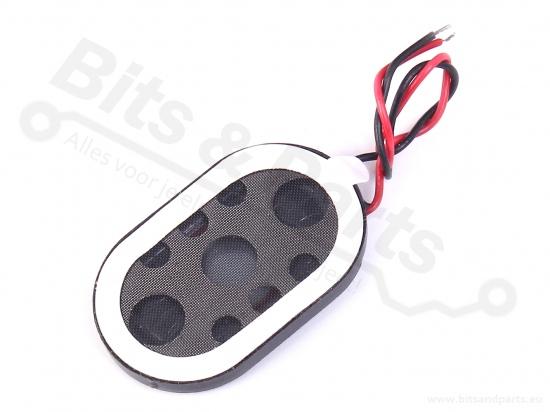 Speaker 8 Ohm 1 Watt ovaal