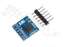 Flash-geheugen W25Q32 SPI 32Mbit op breakout board