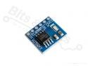 Flash-geheugen W25Q64FV SPI 8Mbit op breakout board