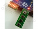 LEDs & Button Starter boards voor Arduino / Raspberry Pi