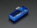 USB Charger Doctor - In-line spannings- en stroommeter