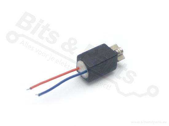 Trilling/vibratie motortje 5x12mm 1,8-5V