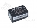 Buck Step Down AC-DC Converter Uin:220V Uout:5V 3W