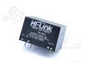 Buck Step Down AC-DC Converter Uin:220V Uout:5V 2W