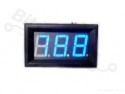 Digitale Voltmeter Met Display Blauw 3,2-30,0v
