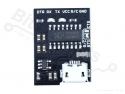 Converter USB naar Serieel UART CH340G breakout 3,3V/5V