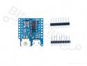 WeMos D1 mini oplader / batterijshield